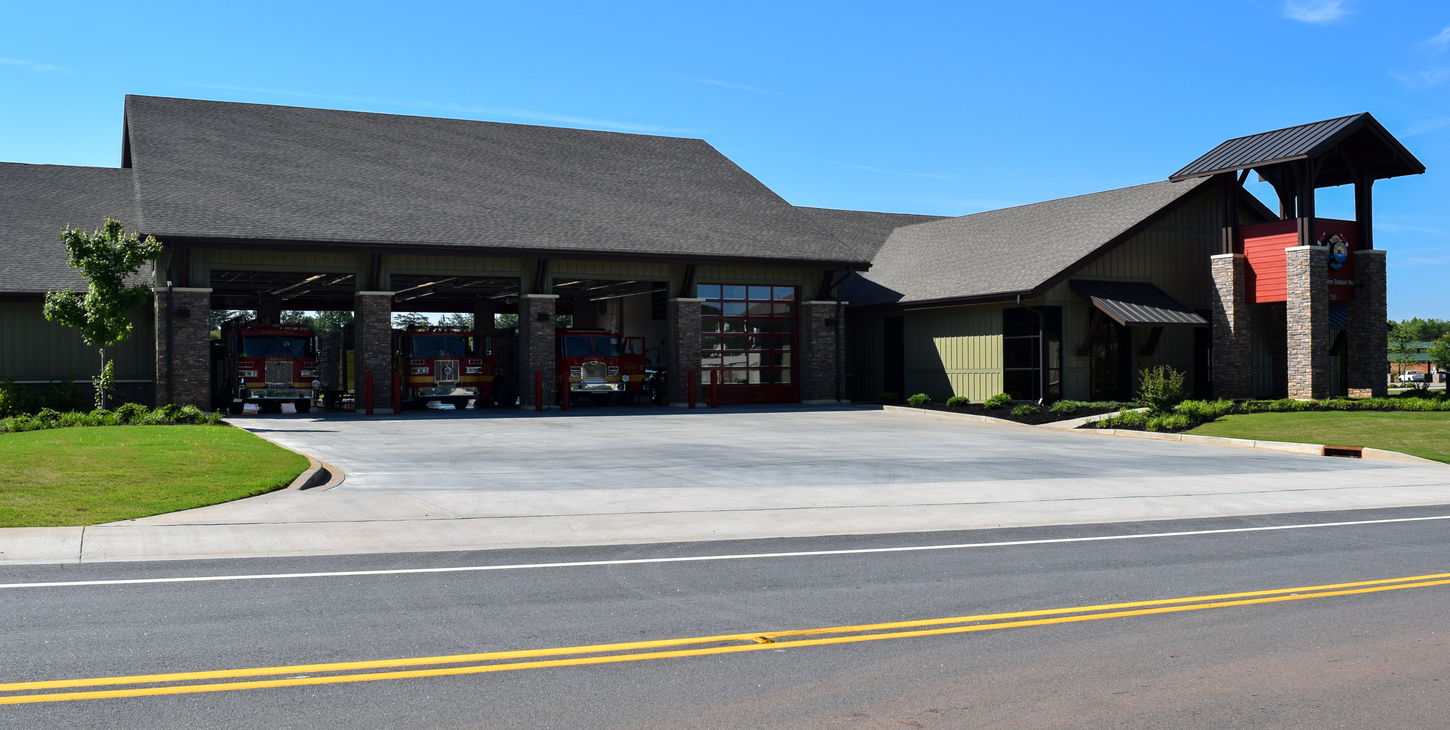 Traveler's Rest Fire Station