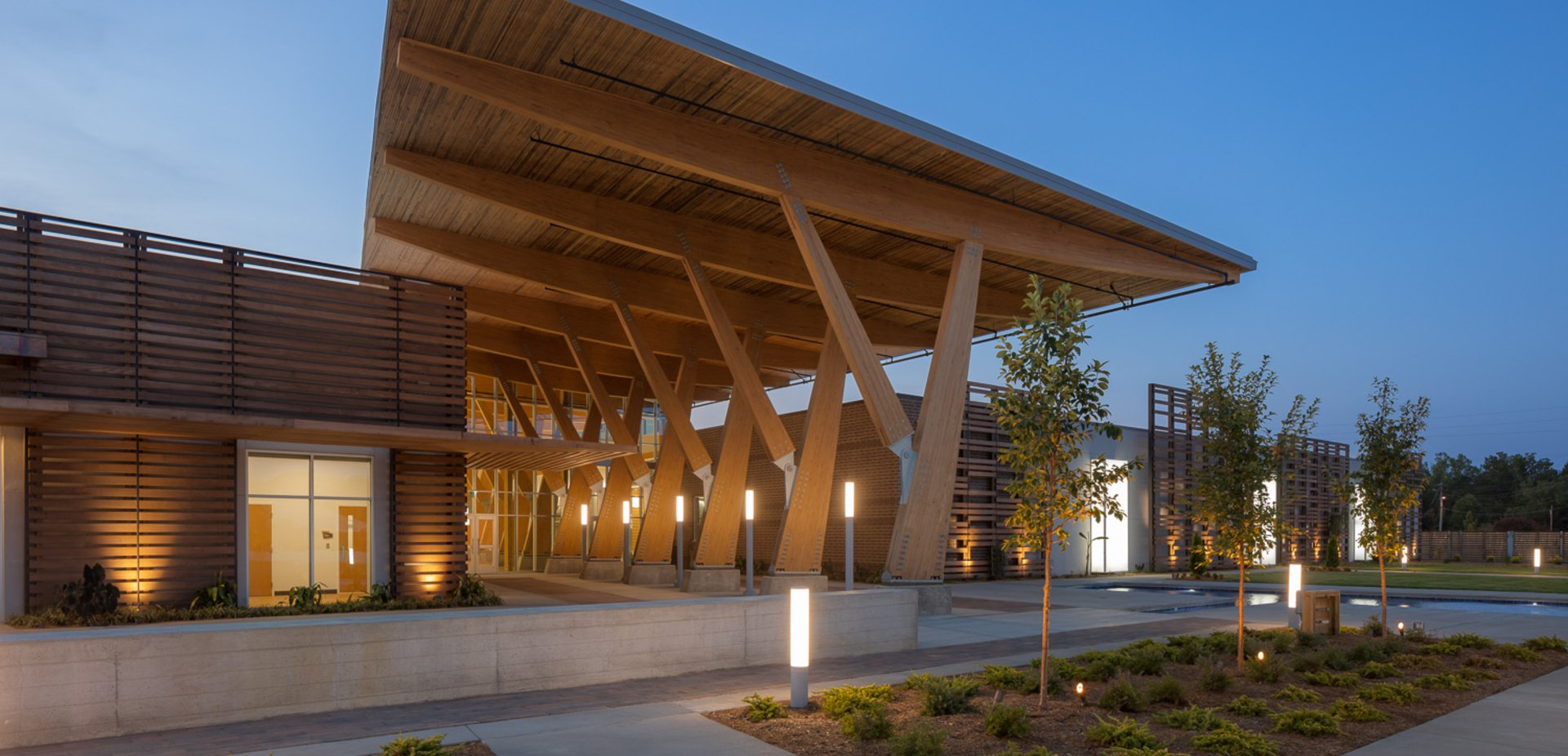 Mass Timber Design