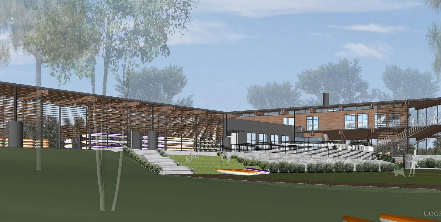Clemson Outdoor Fitness and Wellness Center